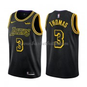 Los Angeles Lakers Basket Tröja 2018 Isaiah Thomas 3# City Edition..