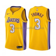 Los Angeles Lakers Basket Tröja 2018 Isaiah Thomas 3# Icon Edition..