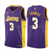 Los Angeles Lakers Basket Tröja 2018 Isaiah Thomas 3# Statement Edition..