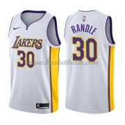 Los Angeles Lakers Basket Tröja 2018 Julius Randle 30# Association Edition..
