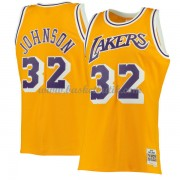 Los Angeles Lakers 1984-85 Magic Johnson 32# Gold Hardwood Classics..
