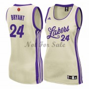 Los Angeles Lakers Basketkläder Kobe Bryant 24# NBA Jultröja..