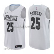 Barn NBA Tröja Memphis Grizzlies 2018 Chandler Parsons 25# City Edition..