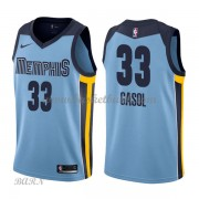 Barn NBA Tröja Memphis Grizzlies 2018 Marc Gasol 33# Statement Edition..