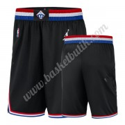 2019 Svart All Star Game Swingman Basket Shorts..