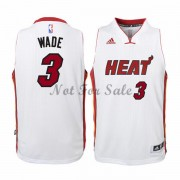 Miami Heat Barn Basket Linne Dwyane Wade 3# Home..