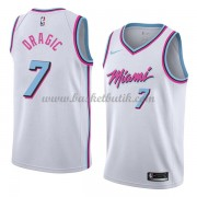 Miami Heat Basket Tröja 2018 Goran Dragic 7# City Edition..