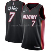 Miami Heat Basket Tröja 2018 Goran Dragic 7# Icon Edition..