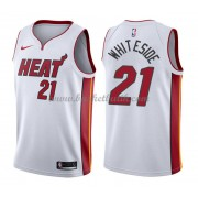 Miami Heat Basket Tröja 2018 Hassan Vitside 21# Association Edition..