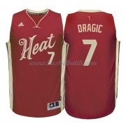 Miami Heat Basketkläder 2015 Goran Dragic 7# NBA Jultröja..