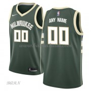 Barn NBA Tröja Milwaukee Bucks 2018 Icon Edition..