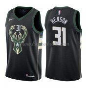 Milwaukee Bucks Basket Tröja 2018 John Henson 31# Statement Edition..