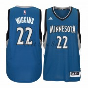 Barn NBA Tröja Minnesota Timberwolves Andrew Wiggins 22# Road..