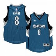 Barn NBA Tröja Minnesota Timberwolves Zach Lavine 8# Road..