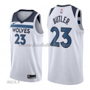 Barn NBA Tröja Minnesota Timberwolves 2018 Jimmy Butler 23# Association Edition..