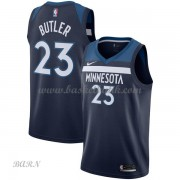Barn NBA Tröja Minnesota Timberwolves 2018 Jimmy Butler 23# Icon Edition..