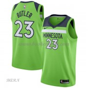 Barn NBA Tröja Minnesota Timberwolves 2018 Jimmy Butler 23# Statement Edition..