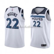 Minnesota Timberwolves Basket Tröja 2018 Andrew Wiggins 22# Association Edition..