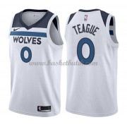 Minnesota Timberwolves Basket Tröja 2018 Jeff Teague 0# Association Edition..