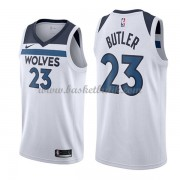 Minnesota Timberwolves Basket Tröja 2018 Jimmy Butler 23# Association Edition..