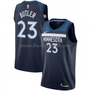 Minnesota Timberwolves Basket Tröja 2018 Jimmy Butler 23# Icon Edition..
