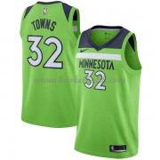 Minnesota Timberwolves Basket Tröja 2018 Karl Anthony Towns 32# Statement Edition..