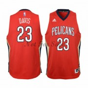 Barn NBA Tröja New Orleans Pelicans Anthony Davis 23# Alternate..