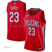 Barn NBA Tröja New Orleans Pelicans 2018 Anthony Davis 23# Statement Edition..