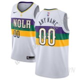 Barn NBA Tröja New Orleans Pelicans 2019-20 Vit City Edition Swingman