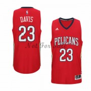 New Orleans Pelicans Basket Tröja Anthony Davis 23# Alternate..