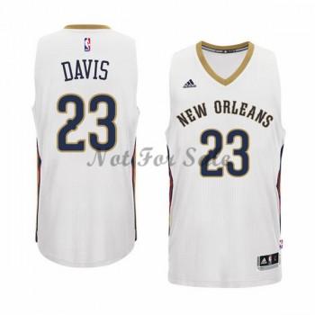 New Orleans Pelicans Basket Tröja Anthony Davis 23# Home