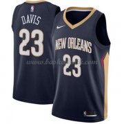 New Orleans Pelicans Basket Tröja 2018 Anthony Davis 23# Icon Edition..