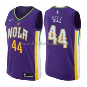 New Orleans Pelicans Basket Tröja 2018 Solomon Hill 44# City Edition..
