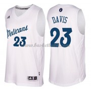 New Orleans Pelicans Basketkläder 2016 Anthony Davis 23# NBA Jultröja..