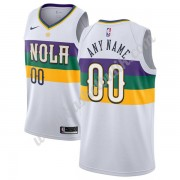 New Orleans Pelicans Basket Tröja 2019-20 Vit City Edition Swingman..