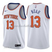 Barn NBA Tröja New York Knicks 2018 Joakim Noah 13# Association Edition..