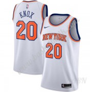 Barn NBA Tröja New York Knicks 2019-20 Kevin Knox 20# Vit Association Edition Swingman..