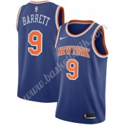 New York Knicks Basket Tröja 2019-20 RJ Barrett 9# Blå Icon Edition Swingman..