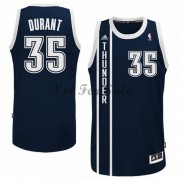 Oklahoma City Thunder Barn Basket Linne Kevin Durant 35# Blå Alternate..