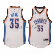 Oklahoma City Thunder Barn Basket Linne Kevin Durant 35# Home..