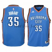 Oklahoma City Thunder Barn Basket Linne Kevin Durant 35# Road..