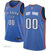 Barn NBA Tröja Oklahoma City Thunder 2018 Icon Edition..
