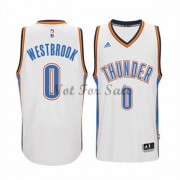 Oklahoma City Thunder Basket Tröja Russell Westbrook 0# Home..