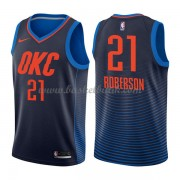Oklahoma City Thunder Basket Tröja 2018 Andre Roberson 21# Statement Edition..