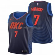 Oklahoma City Thunder Basket Tröja 2018 Carmelo Anthony 7# Statement Edition..