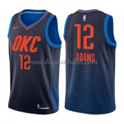 Oklahoma City Thunder Basket Tröja 2018 Steven Adams 12# Statement Edition..