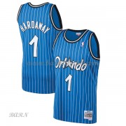 Barn NBA Tröja Orlando Magic 1994-95 Penny Hardaway 1# Blue Hardwood Classics..