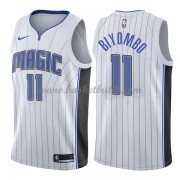 Orlando Magic Basket Tröja 2018 Bismack Biyombo 11# Association Edition..