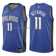 Orlando Magic Basket Tröja 2018 Bismack Biyombo 11# Icon Edition..