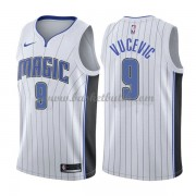 Orlando Magic Basket Tröja 2018 Nikola Vucevic 9# Association Edition..